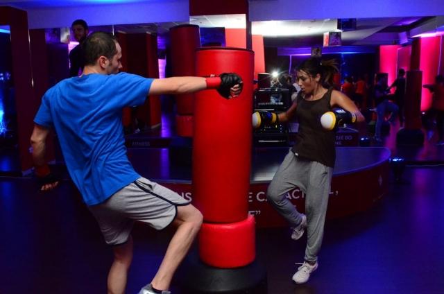 EliteGym Bag Boxing Galati