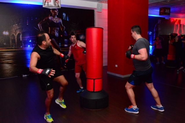 EliteGym Bag Boxing Galati