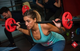 EliteGym Body Pump Galati