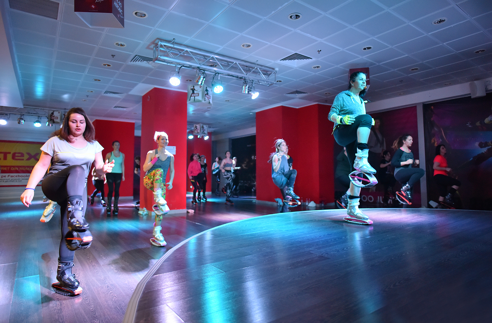 EliteGym Kangoo Jumps Galati