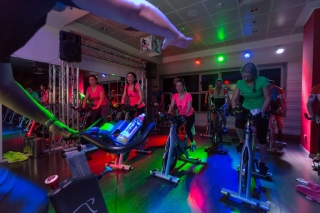 Elitegym Spinning Galati