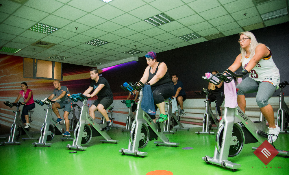 Spinning Braila EliteGym